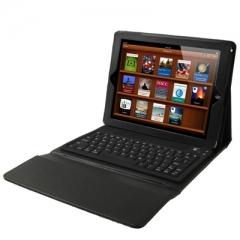 Чехол с клавиатурой для iPad 4 черный
