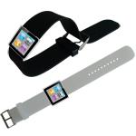 Чехол часы для iPod Nano 6 черный