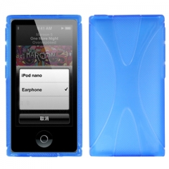 Чехол для iPod Nano 7 синий