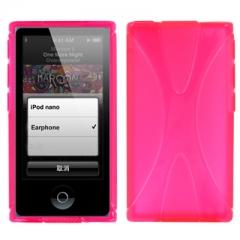 Чехол для iPod Nano 7 розовый