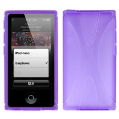 Чехол для iPod Nano 7 фиолетовый