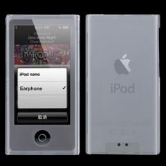 Чехол для iPod Nano 7 прозрачный