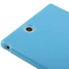 Чехол силиконовый для Sony Xperia Z Ultra голубой