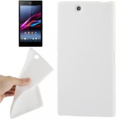 Чехол силиконовый для Sony Xperia Z Ultra белый