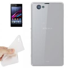 Чехол силиконовый для Sony Xperia Z1 mini