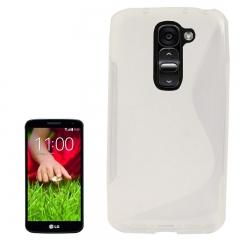 Чехол для LG G2 Mini прозрачный
