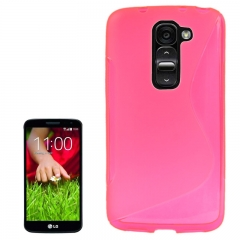Чехол для LG G2 Mini розовый