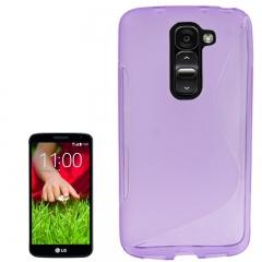 Чехол для LG G2 Mini фиолетовый