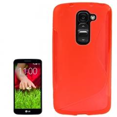 Чехол для LG G2 Mini красный