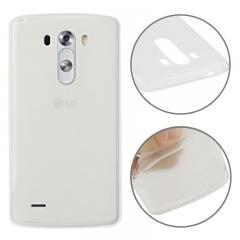 Чехол силиконовый для LG G3 прозрачный