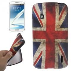 Чехол книжка для LG Nexus 4 Британский флаг