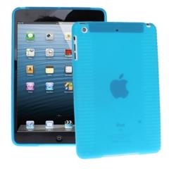 Силиконовый чехол для iPad Mini синий