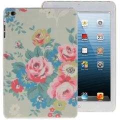 Задняя крышка для iPad mini с цветочками