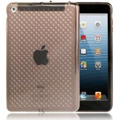 Силиконовый чехол 3D для iPad Mini черный