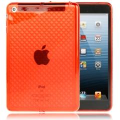 Силиконовый чехол 3D для iPad Mini красный