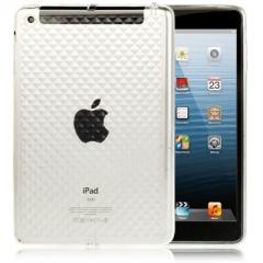 Силиконовый чехол 3D для iPad Mini прозрачный