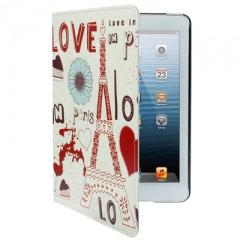 Чехол Love Paris для iPad Mini