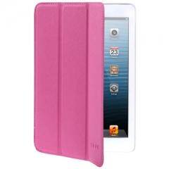 Чехол BELK для iPad Mini малиновый
