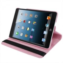 Чехол для iPad mini 360* розовый