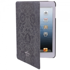 Чехол для iPad Mini Hallmark серый с узором