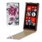 Чехол книжка Цветочки для Nokia Lumia 720