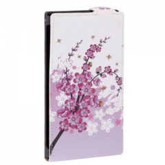 Чехол книжка Сакура для Nokia Lumia 920