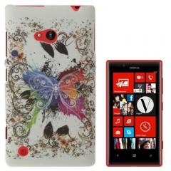 Чехол Nokia Lumia 720 с Бабочкой