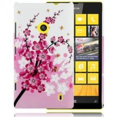 Чехол для Nokia Lumia 520 Сакура