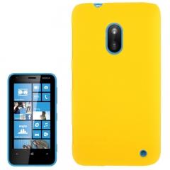 Чехол для Nokia Lumia 620 желтый