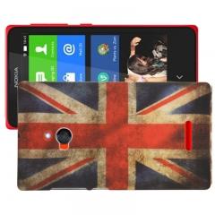 Чехол Британский Флаг для Nokia Lumia XL