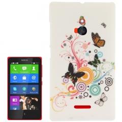 Чехол Бабочки для Nokia Lumia XL