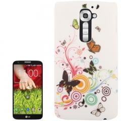 Чехол для LG G2 Бабочки