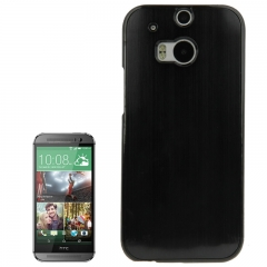 Чехол металлический для HTC One M8 черный