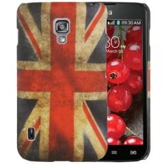 Чехол для LG Optimus L7 2 Британский флаг