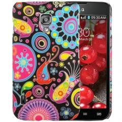Чехол для LG Optimus L7 2 с узором