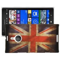Чехол Британский флаг для Nokia Lumia 1520