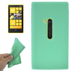Чехол силиконовый для Nokia Lumia 920 мятный