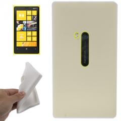 Чехол силиконовый для Nokia Lumia 920 белый