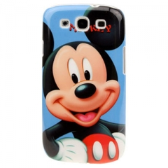 Чехол Микки Маус для Samsung Galaxy S3