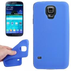 Чехол силиконовый для Samsung Galaxy S5 синий
