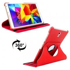 Чехол 360 для Samsung Galaxy Tab S красный