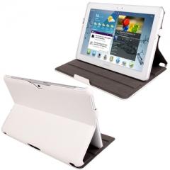 Чехол - книжка для Samsung Galaxy Tab 2 (10.1) белый