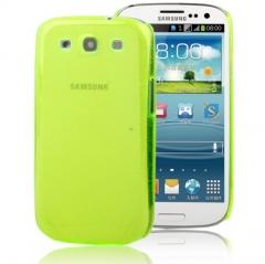 Чехол для Samsung Galaxy S3 желтый
