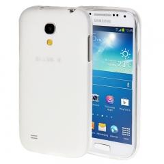 Чехол силиконовый для Samsung Galaxy S4 mini белый