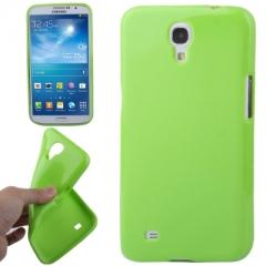 Чехол силиконовый для Samsung Galaxy Mega 6.3 зеленый