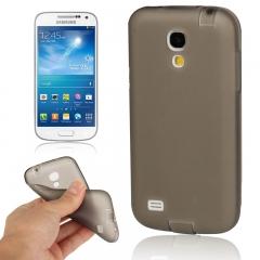 Чехол силиконовый для Samsung Galaxy S4 mini черный
