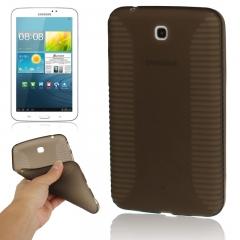 Чехол силиконовый для Samsung Galaxy Tab 3 7.0 черный