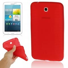 Чехол силиконовый для Samsung Galaxy Tab 3 7.0 красный