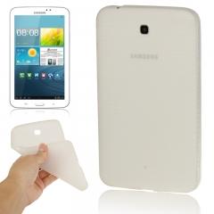 Чехол силиконовый для Samsung Galaxy Tab 3 7.0 белый