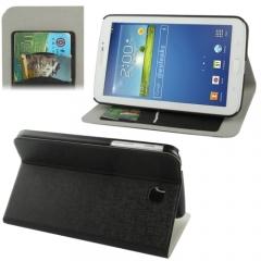 Чехол книжка для Samsung Galaxy Tab 3 7.0 черный